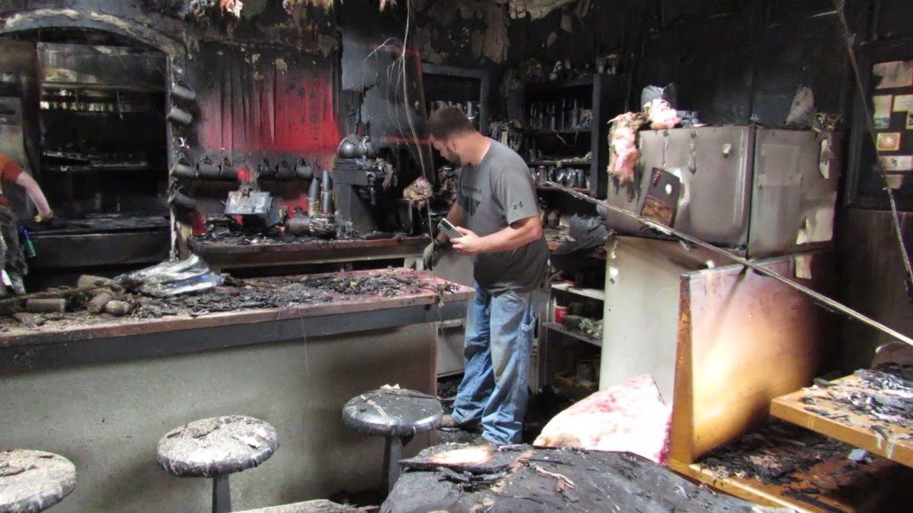 Historic Otis Cafe to rise from ashes